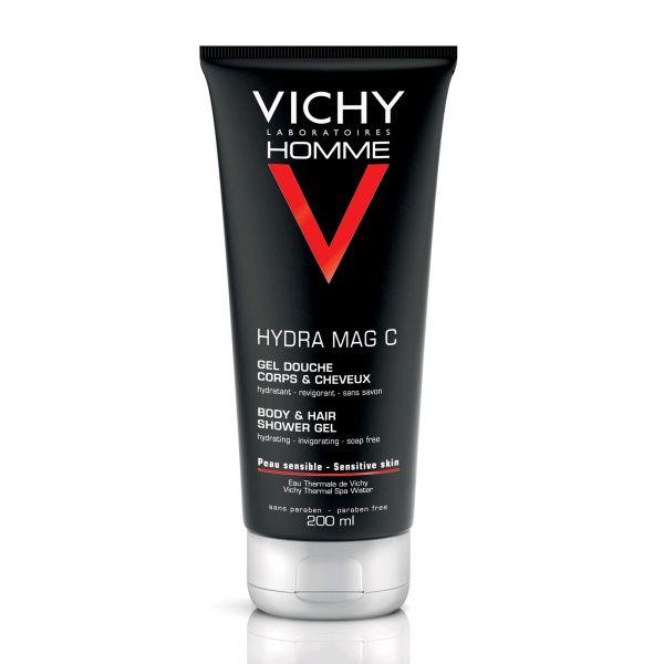 VICHY HOMBRE MAG-C GEL DUCHA 200ML
