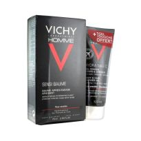VICHY HOMBRE SENSI-BAUME BALSAMO AFTERSHAVE 75ML + REGALO