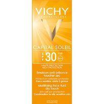 VICHY CAPITAL SOL IP30 EMULSION ANTI-BRILLANCE 50ML