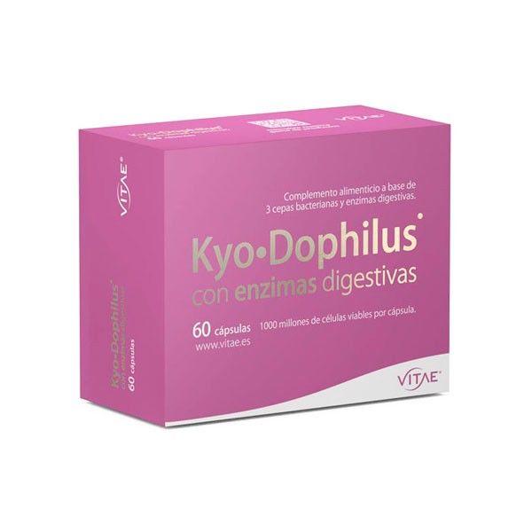 VITAE KYO DOPHILUS CON ENZIMAS 60 CAPSULAS