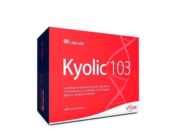 VITAE KYOLIC 103 90 CAPSULAS