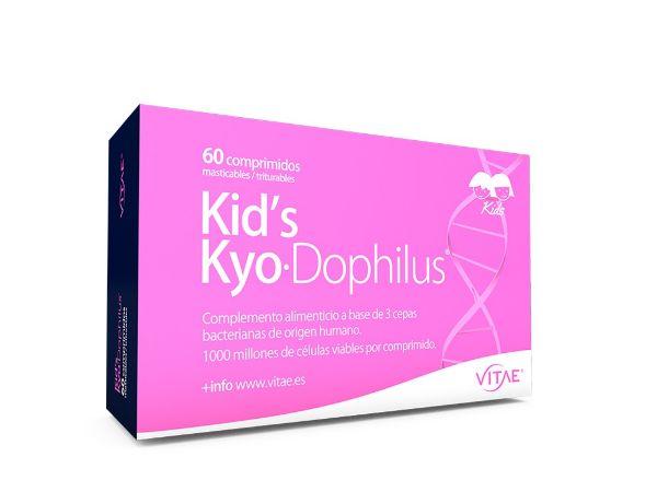 VITAE KYO DOPHILUS KIDS 60 COMPRIMIDOS