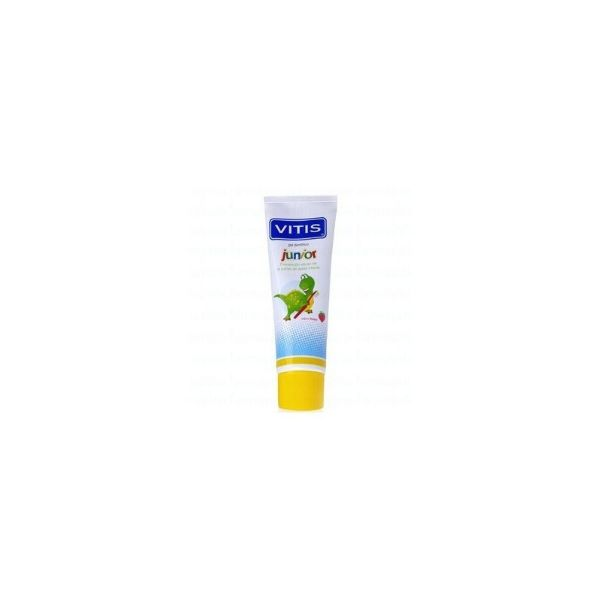 VITIS JUNIOR GEL DENTIFRICO FRESA 75ML