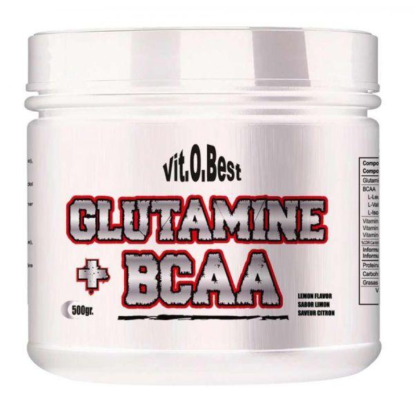VITOBEST GLUTAMINA BCAA 500GR