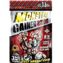 VITOBEST MONSTER GAINER 2200 FRESA 3KG