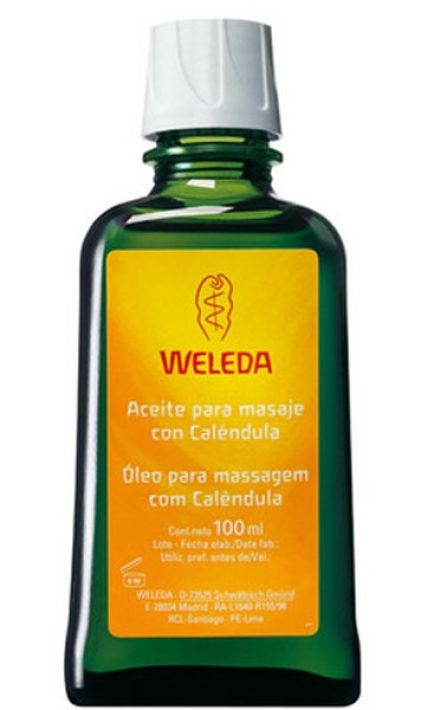WELEDA ACEITE DE MASAJE CON CALENDULA 100ML