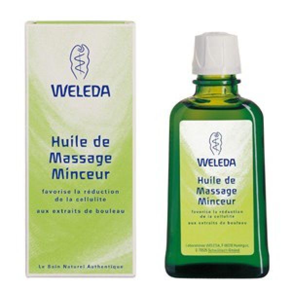 WELEDA ACEITE DE MASAJE REDUCTOR 100ML