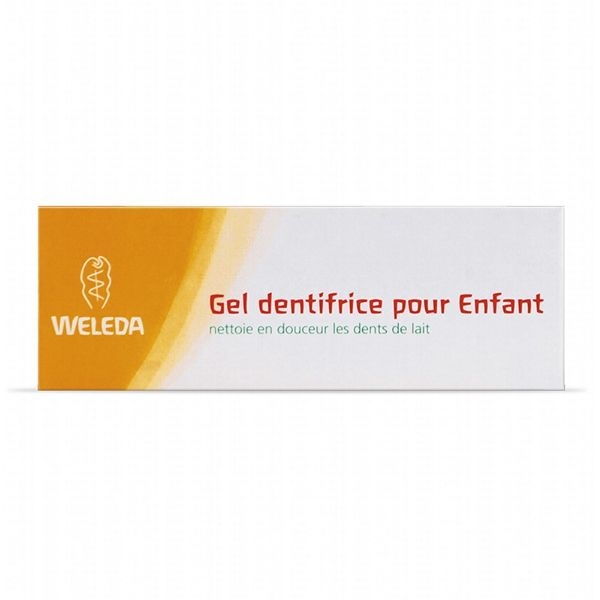 WELEDA GEL DENTIFRICO INFANTIL 50ML