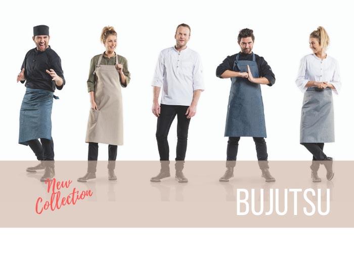 Colección Bujutsu