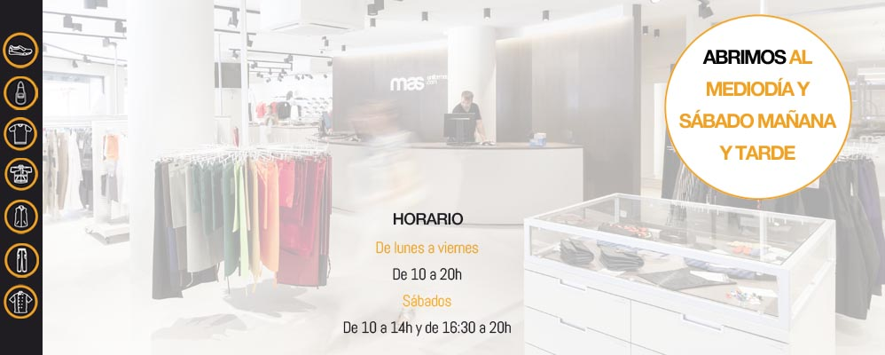 tienda de ropa de trabajo en barcelona