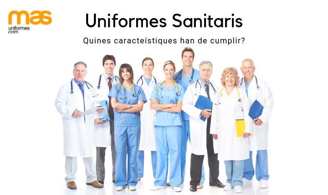 uniformes sanitaris