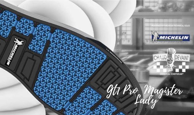 Descubre en nuestro blog de MasUniformes esta increíble colección de zapatos de cocina para mujer Michelin & Chaud Devant. ¡Entra!