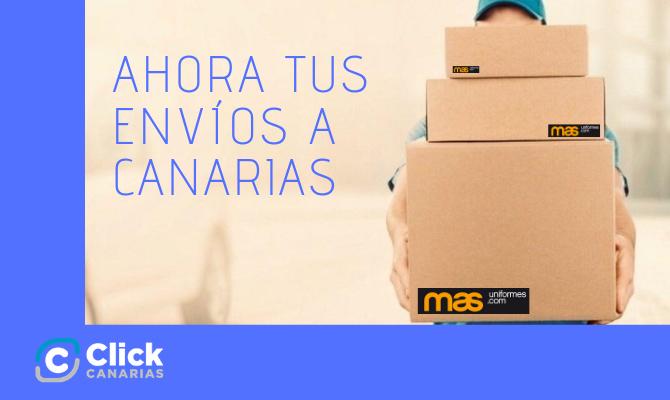 Stock permanente de uniformes de trabajo ahora también con envíos a Canarias. ¡Entra y descubre cómo hacer tu pedido de ropa laboral online!