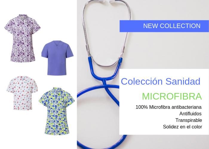 Baner sanidad microfibra