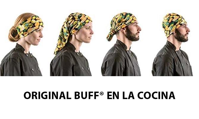 ORIGINAL BUFF EN LA COCINA