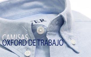 CAMISAS OXFORD DE TRABAJO