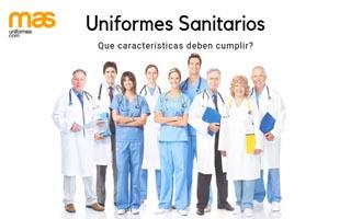 CARACTERÍSTICAS DEL BUEN UNIFORME SANITARIO