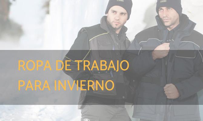 Ropa De Trabajo Para Invierno Blog Mas Uniformes