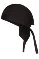 Gorro de cocinero tipo corsario o bandana en lisos o estampados, muy adaptable y de fácil mantenimiento