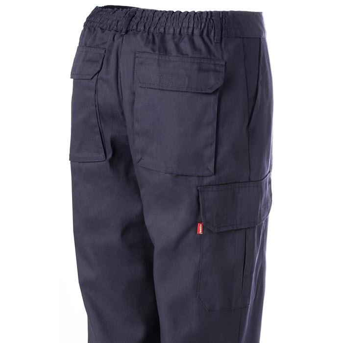 Ropa De Trabajo Y De Seguridad Velilla 345 Pantalones Azul Marino Talla 60 Ropa Aceautocare Net