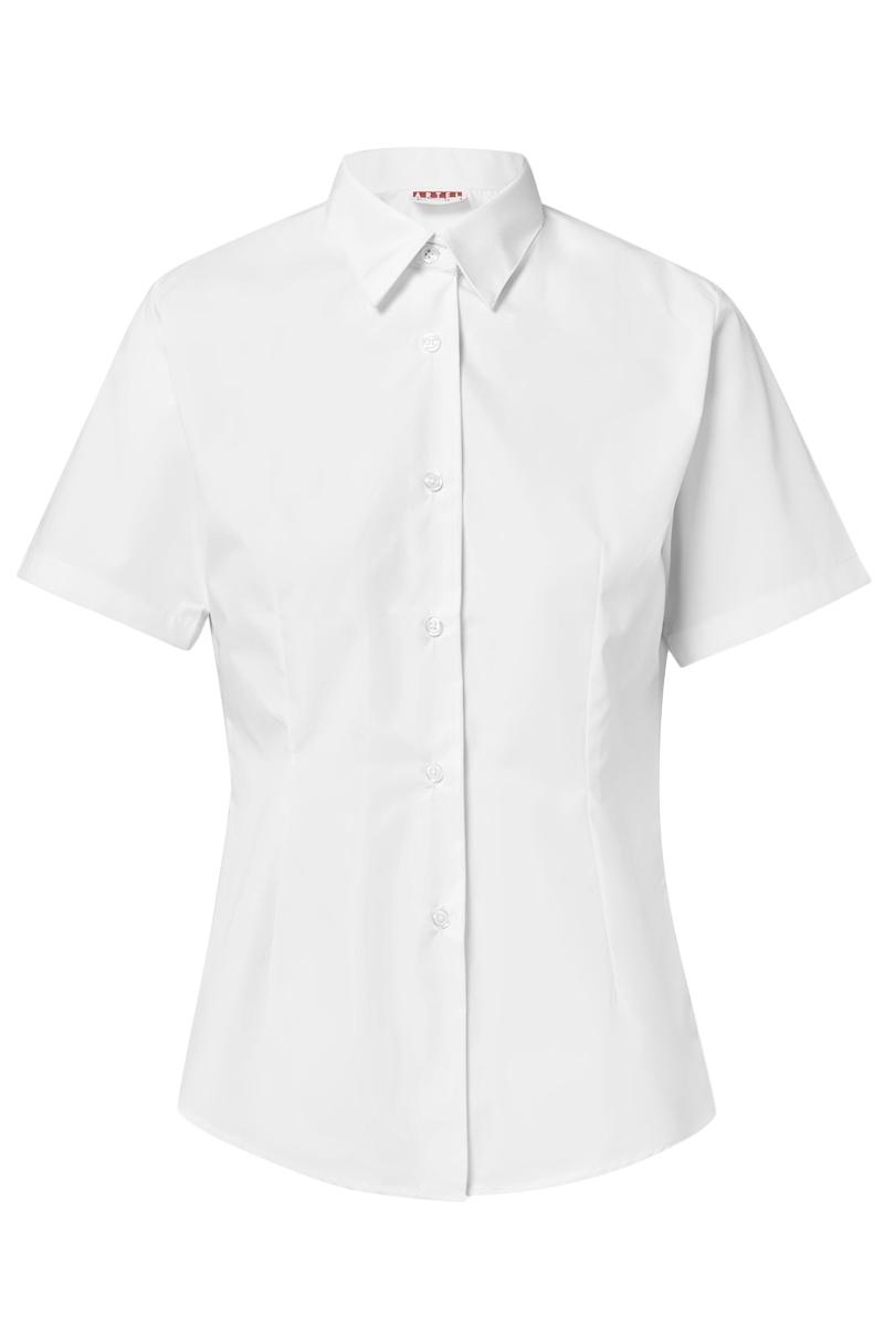 Camisa Artel Blanca Manga Larga   Mas Uniformes