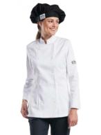 Chaqueta Chaud Devant 210 Comfort de mujer blanca