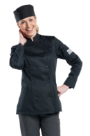 chaqueta cocina gama alta
