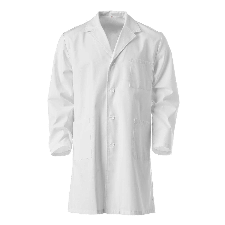 18d07d33f8c Bata de laboratorio blanca | Batas Sanitarias