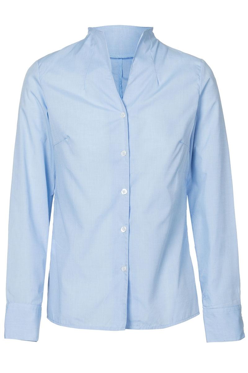 Chimenea 787 Mujer De Cuello Blusa Norvil Colores UXvwq