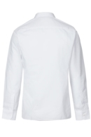 Camisa blanca Norvil 818 manga larga