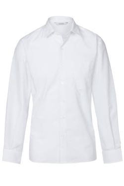Camisa blanca Norvil 818 màniga llarga