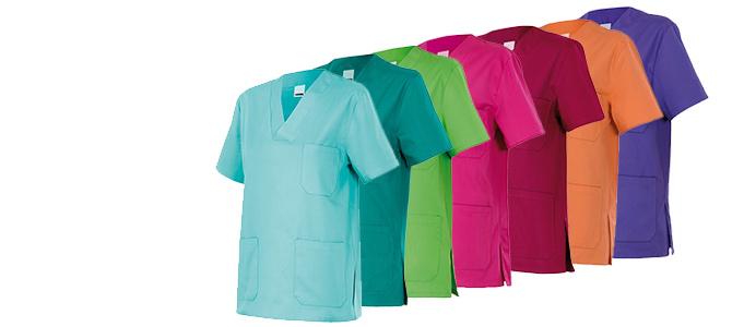 casacas medicas para sanidad