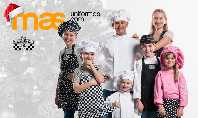 coleccion trajes para niños chaud devant