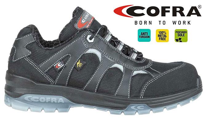 gran colección diseño innovador disponibilidad en el reino unido Zapatos de Seguridad Cofra Para Electricistas | BLOG ...