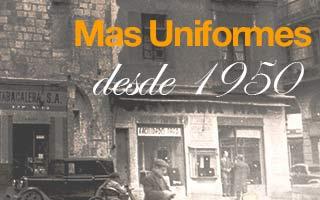 ROPA DE TRABAJO BARCELONA: MÁS DE 65 AÑOS DE HISTORIA