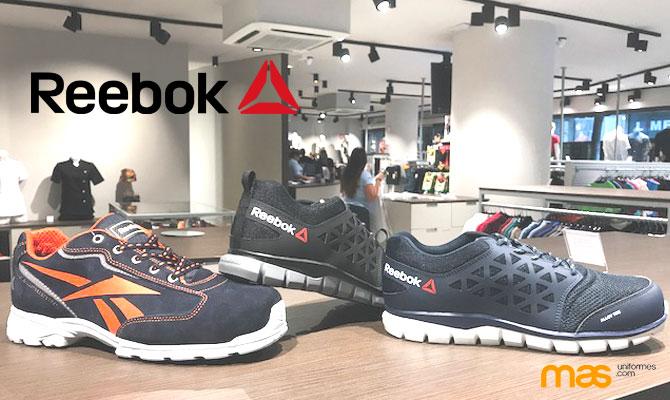 Descubre el Calzado de Seguridad Reebok | BLOG Mas Uniformes