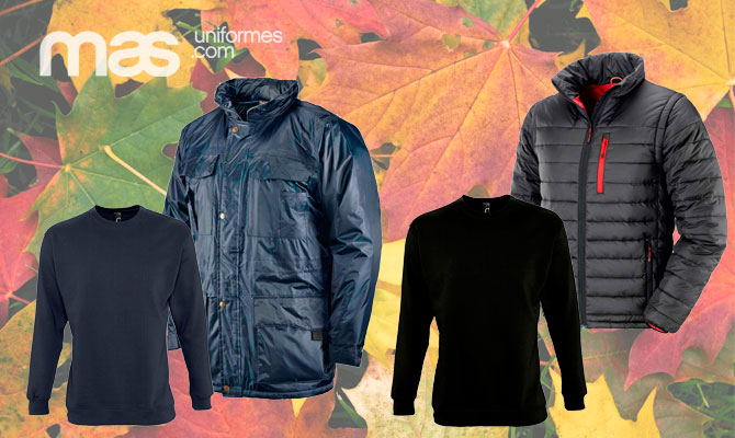 Modelos de ropa de abrigo para el frio y la lluvia