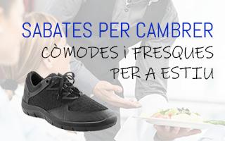 SABATES CAMBRER COMODES I FRESQUES PER A ESTIU
