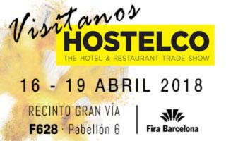 HOSTELCO 2018: FERIA ALIMENTARIA BARCELONA