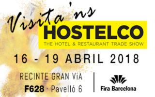 HOSTELCO 2018: FIRA ALIMENTÀRIA BARCELONA
