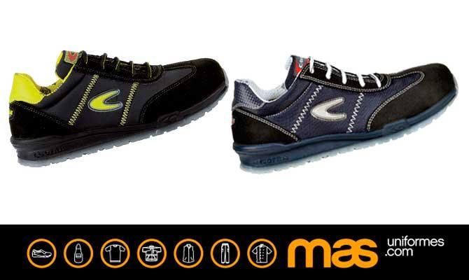 último diseño mas fiable fina artesanía Cofra Owens, un zapato de seguridad cómodo y ligero