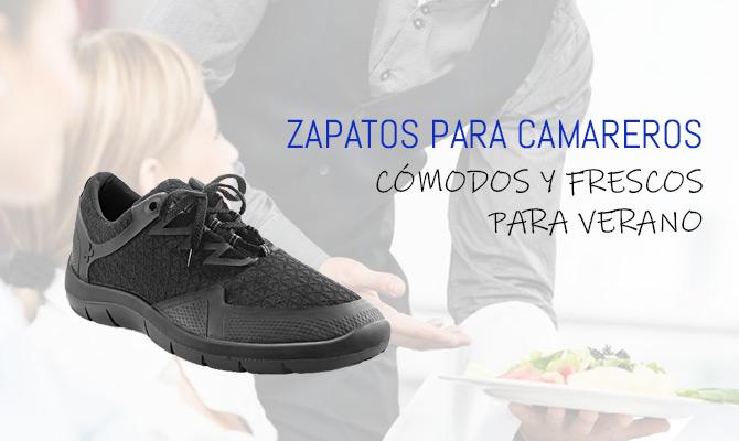 venta más caliente estilo atractivo 100% de satisfacción Zapatos Para Camareros para el Verano | BLOG MasUniformes