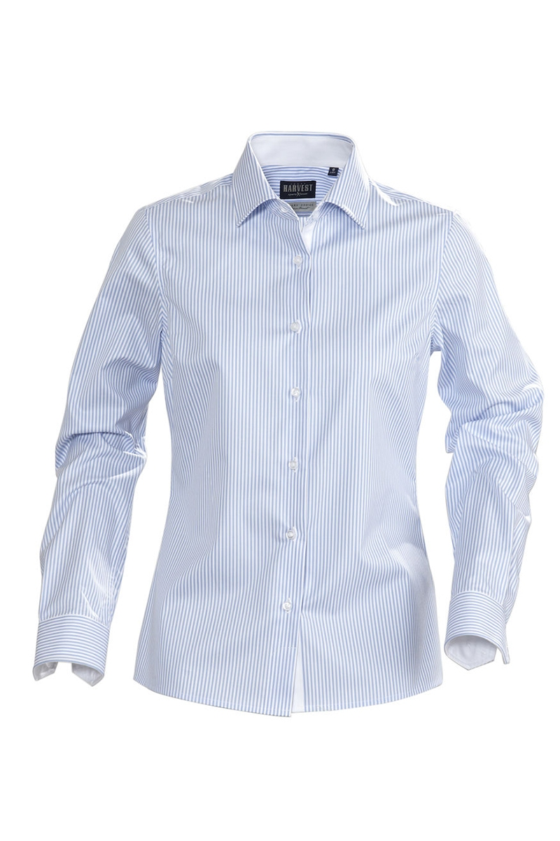 Camisa de trabajo entallada de Mujer Camisas Trabajo