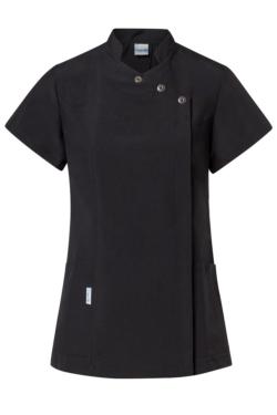 casaca creuada negre