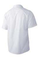 Camisa blanca Artel màniga curta