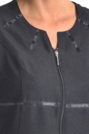 bluson cuello redondo