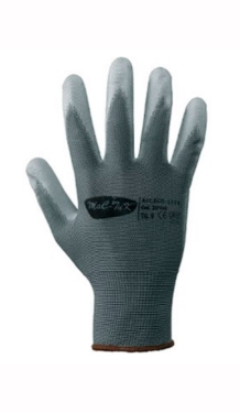 Guantes de nylon con la palma recubierta de poliester, modelo Eco Lite