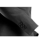 Americana de dona Norvil gris o negre, 2 botons