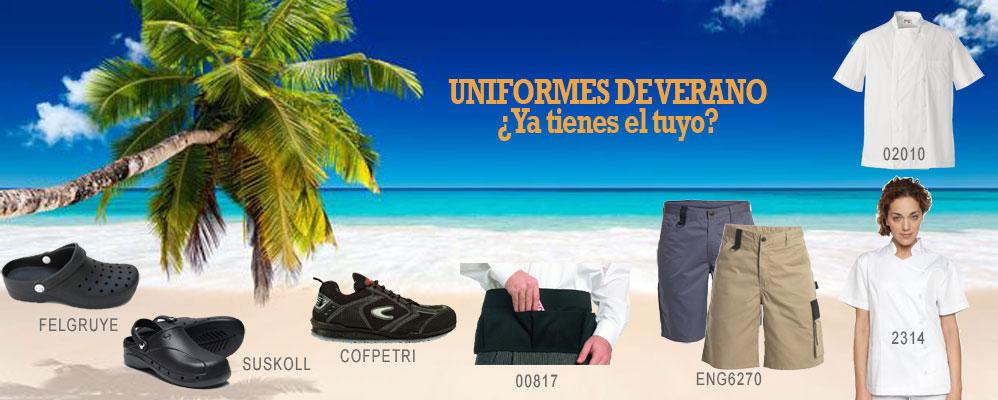 Tienda de uniformes de trabajo en barcelona ropa y caroldoey for Trabajos de verano barcelona