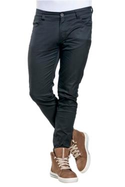 pantalón negro hombre skinny Chaud Devant